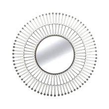 Metal & Glass Mirror