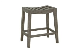 Venice Counter Stool - Burnished Oak