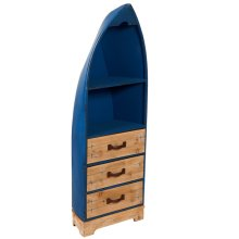 Boat Cabinet with Shelves.