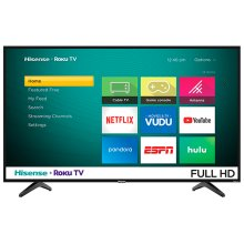 "43"" Class - H4030 Series - Full HD Hisense Roku TV (42.5"" diag)"