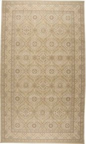 HARD TO FIND SIZES PERSIAN EMPIRE PE24 LTGLD RECTANGLE RUG 9'6'' x 16'