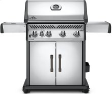 Rogue® 525 SIB with Infrared Side Burner , Stainless Steel , Propane
