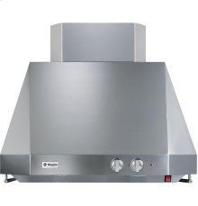 "GE Monogram® 30"" Stainless Steel Professional Hood"