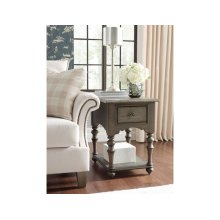 Wheeler Chairside Table