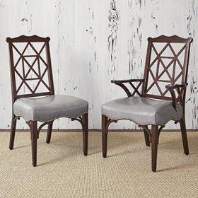 18th Century Arm Chair - Walnut