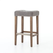 Bar Stool Size Dark Moon Cover Aspen Grey Finish Sean Bar + Counter Stool