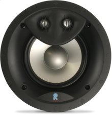 "6-1/2"" Dual-Tweeter In-ceiling Loudspeaker"