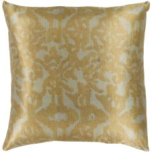 "Lambent LAM-002 22"" x 22"" Pillow Shell with Polyester Insert"