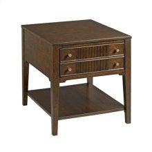 Mercato Rectangular Drawer End Table