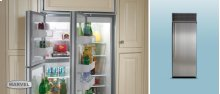 "30"" All Refrigerator Columns - 30"" Marvel All Refrigerator Column"