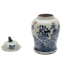 Small Aviary Ceramic Vessel