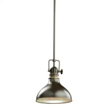Hatteras Bay Collection 1 Light Mini Pendant 2664 OZ