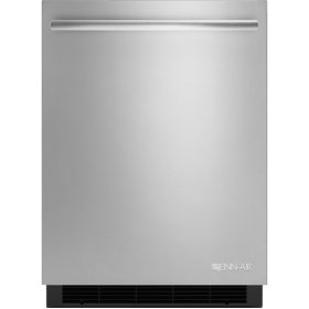 """24"""" Under Counter Refrigerator, Euro-Style Stainless"""