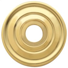 Lifetime Polished Brass 0403 Emergency Release Trim