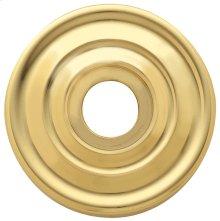 Lifetime Polished Brass 0403 Emergency Release Trim