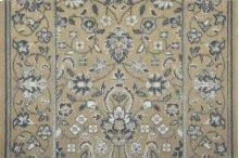 Glamour Kashan Glamk Ivory-b 36''