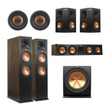 RP-280 5.1.4 In-Ceiling Dolby Atmos® System - Walnut