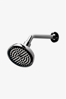""".25 5 1/2"""" Shower Head, Arm and Flange STYLE: PTSH73"""