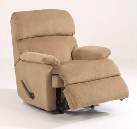 Chicago Fabric Rocking Recliner
