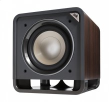 "10"" Subwoofer with Power Port Technology in Classic Brown Walnut"