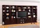 """56"""" Bookcase Bridge, Shelf & Back Panel Product Image"""