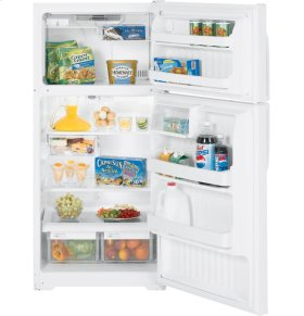 GE® ENERGY STAR® 16.5 Cu. Ft. Top-Freezer Refrigerator
