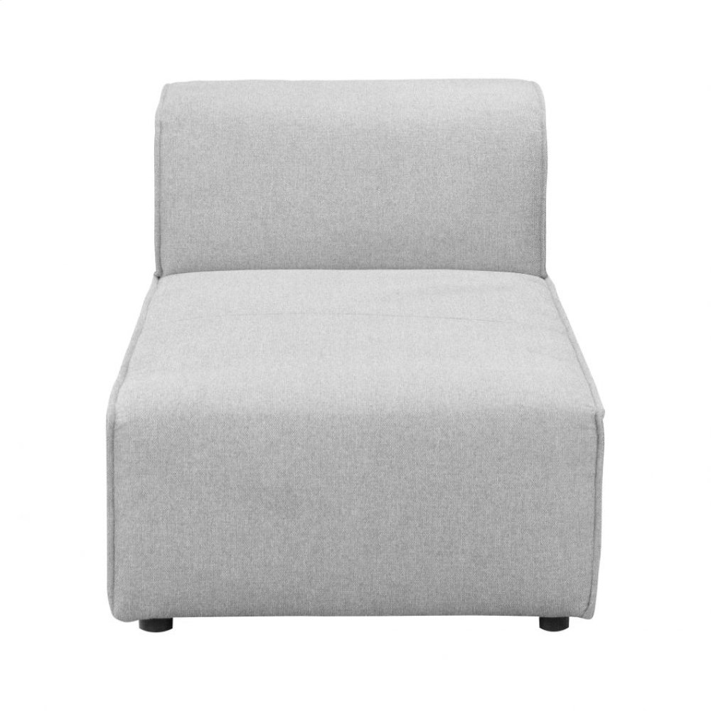 Rodeo Chaise Light Grey