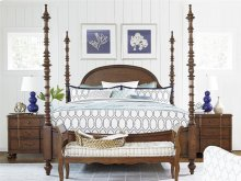 The Dogwood Queen Bed - Low Tide