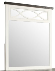Emerald Home Mountain Retreat Mirror 2 Tone W/mirror Accent Top B601-25