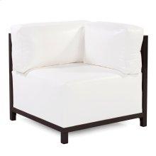 Axis Corner Chair Atlantis White Slipcover