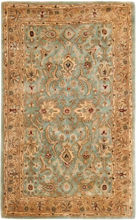 Persian Legend Hand Tufted/Hooked Round Rug