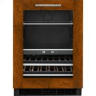 24-inch Under Counter Beverage Center, Panel Ready Product Image