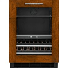 24-inch Under Counter Beverage Center, Panel Ready