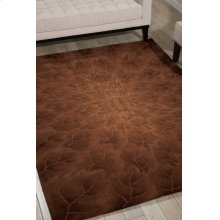 Moda Mod03 Tobacco Rectangle Rug 5'6'' X 7'5''