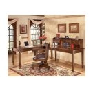 Hamlyn - Medium Brown 3 Piece Home Office Set Product Image