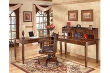 Hamlyn - Medium Brown 3 Piece Home Office Set