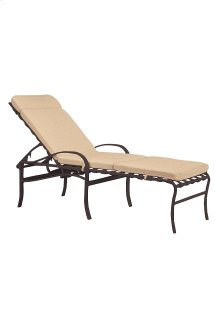 Palladian Chaise Lounge with Full Pad