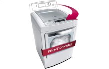 7.3 cu. ft. Ultra Large Capacity Dryer with Front Control Design and SteamFresh Cycle