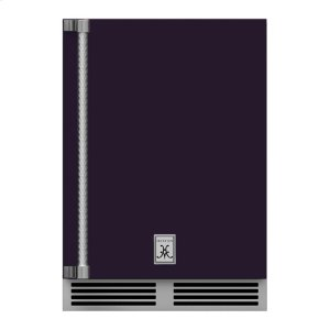 """Hestan24"""" Hestan Outdoor Undercounter Refrigerator (Solid Door) - GRSR Series - Lush"""