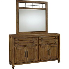 Bethany Square Landscape Dresser Mirror