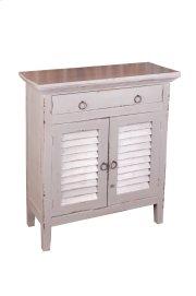 Sunset Trading Cottage Shutter Cabinet Product Image