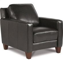 Archer Signature Leather Stationary Chair