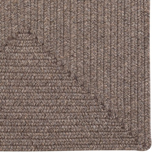 Simplicity Wood Braided Rugs