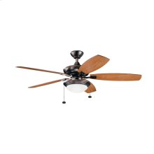 Canfield Select Collection 52 In Canfield Select LED Ceiling Fan OBB