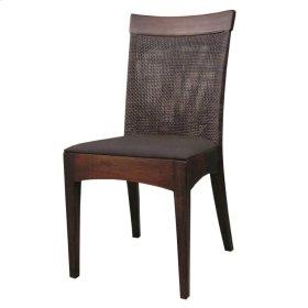 Santiago Rattan Side Chair, Jeff Brown