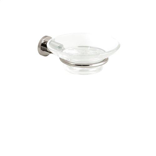 Wallmount soap dish