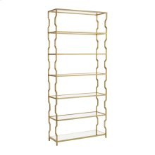 Henley Etagere - Gold