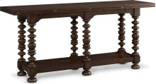Sussex Flip Top Console Table (Castile)