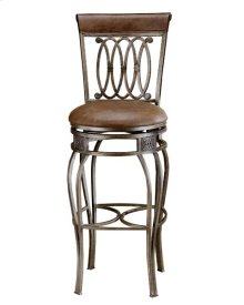 """HOT BUY CLEARANCE!!! 24"""" Montello Swivel Counter Stool"""