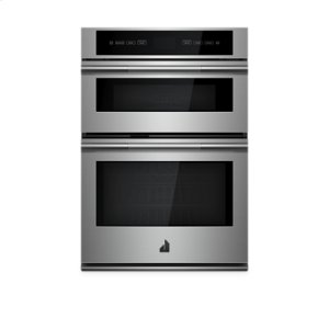 "Jenn-AirRISE 30"" Microwave/Wall Oven with MultiMode® Convection System"